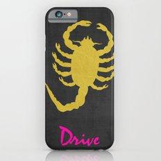 Drive - Minimalist Poster iPhone 6s Slim Case