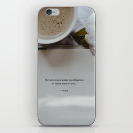 The Universe iPhone Skin