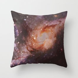 The Sideral Space Throw Pillow