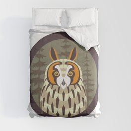 Long-eared Owl Comforters