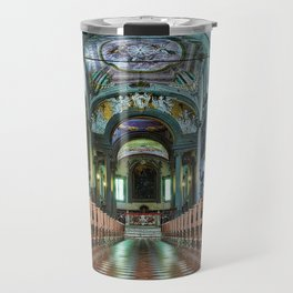 Vallombrosa Monastery Travel Mug