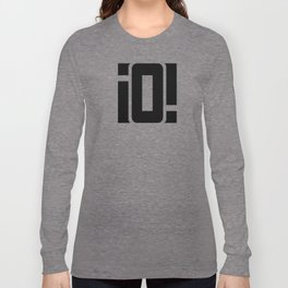 Alexandria Ocasio-Cortez for Congress! [Black] Long Sleeve T-shirt