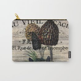 fall autumn nature woodland french botanical magic mushroom Carry-All Pouch