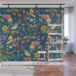 Birds Nature - BBG Wall Mural