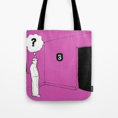 Wallspace 2 by Georgia Tapper Tote Bag