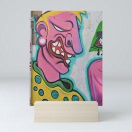 Graffiti4 Mini Art Print