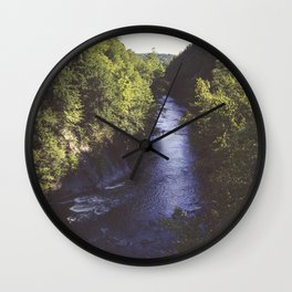 Save Satan's Kingdom Wall Clock