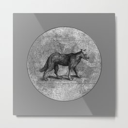 Werewolves of London Metal Print