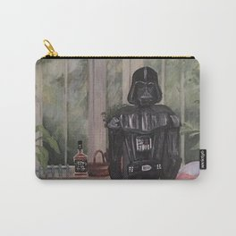 Darth Vader at home  Carry-All Pouch