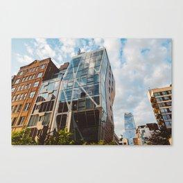 Highline View V Canvas Print