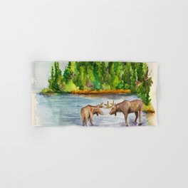 Isle Royale National Park Hand & Bath Towel