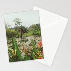 Ubud Garden Stationery Cards