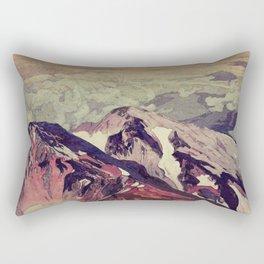 Victory the Climb Rectangular Pillow