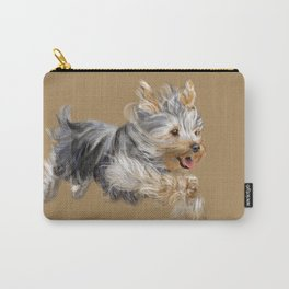 A Yorkie called Joy Carry-All Pouch