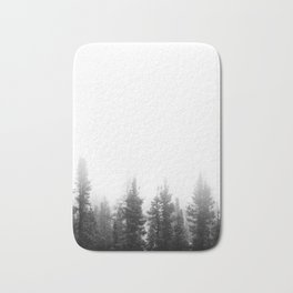 Forest Minimalist Bath Mat