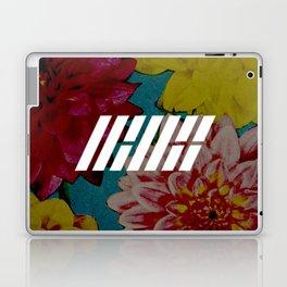 IKON floral Laptop & iPad Skin