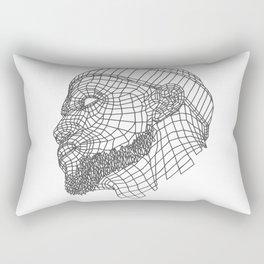 Basketball King Rectangular Pillow
