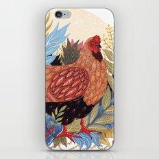 Spring Chicken iPhone & iPod Skin