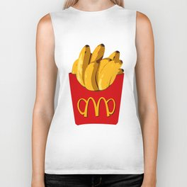 bananald's i'm lovin it! Biker Tank