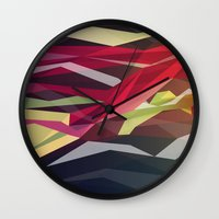 running Wall Clocks featuring Running Man by Liam Brazier