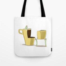 Coffee Crew Tote Bag