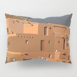 Mexico Taos Pueblo Pillow Sham