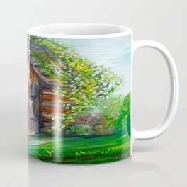 Outhouse - PRIVY Coffee Mug