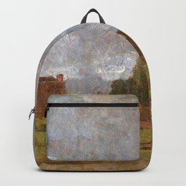 """John Constable """"Golding Constable's House, East Bergholt"""" Backpack"""
