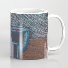 Blue Rhapsody Minimalist Coffee Mug