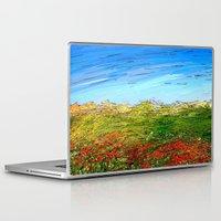 study Laptop & iPad Skins featuring Horizon Study by Paul Kimble