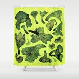 ´Shrooms Shower Curtain