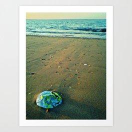 earth 2.0 Art Print