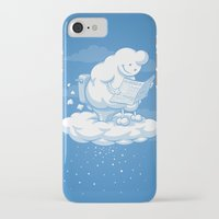 snowflake iPhone & iPod Cases featuring Snowflake by Murat Özkan