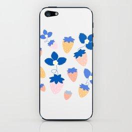 SWEET STRAWBERRIES iPhone Skin