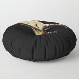 Bloody Shears Floor Pillow