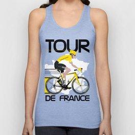 Tour De France Unisex Tank Top