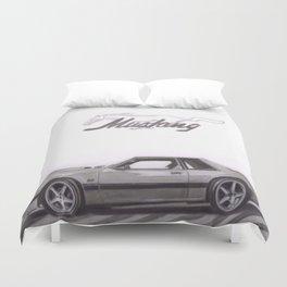 Mustang 1991 Duvet Cover