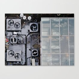 Mix Tape 33 Canvas Print