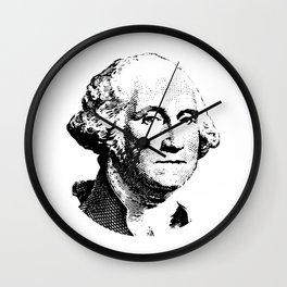 President George Washington Wall Clock