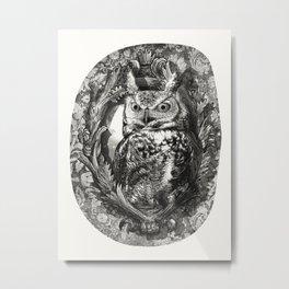 Nightwatch - by Eric Fan and Garima Dhawan  Metal Print