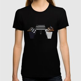 Vintage Keyboards / Synthesizers T-shirt