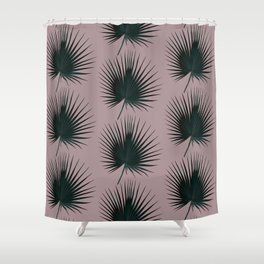 Palm Leaf Edition Shower Curtain