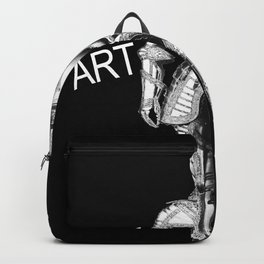 Weaponize Art Backpack