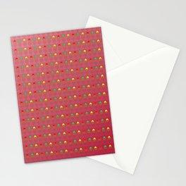 Baby-girls-pattern Stationery Cards