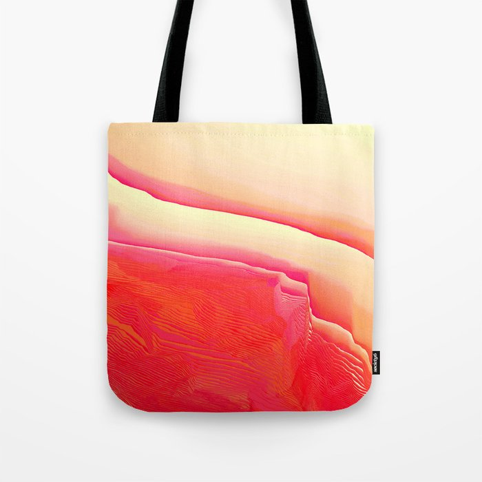 Strawberry Vanilla Tote Bag