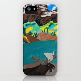 Alaska iPhone Case