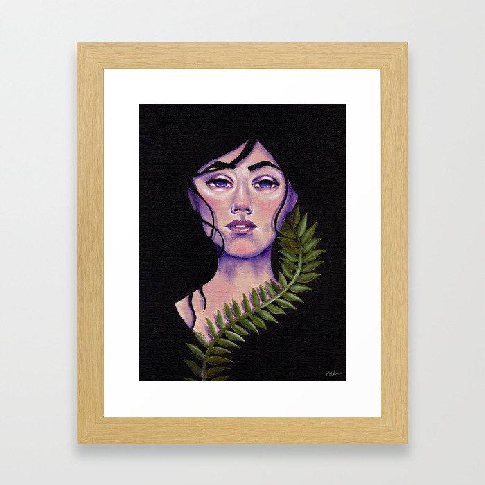 Beg the Earth Framed Art Print