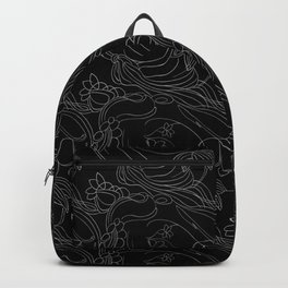 Beijaflorando Backpack