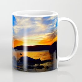 vibrant sky Coffee Mug