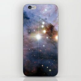 Colossal stars iPhone Skin